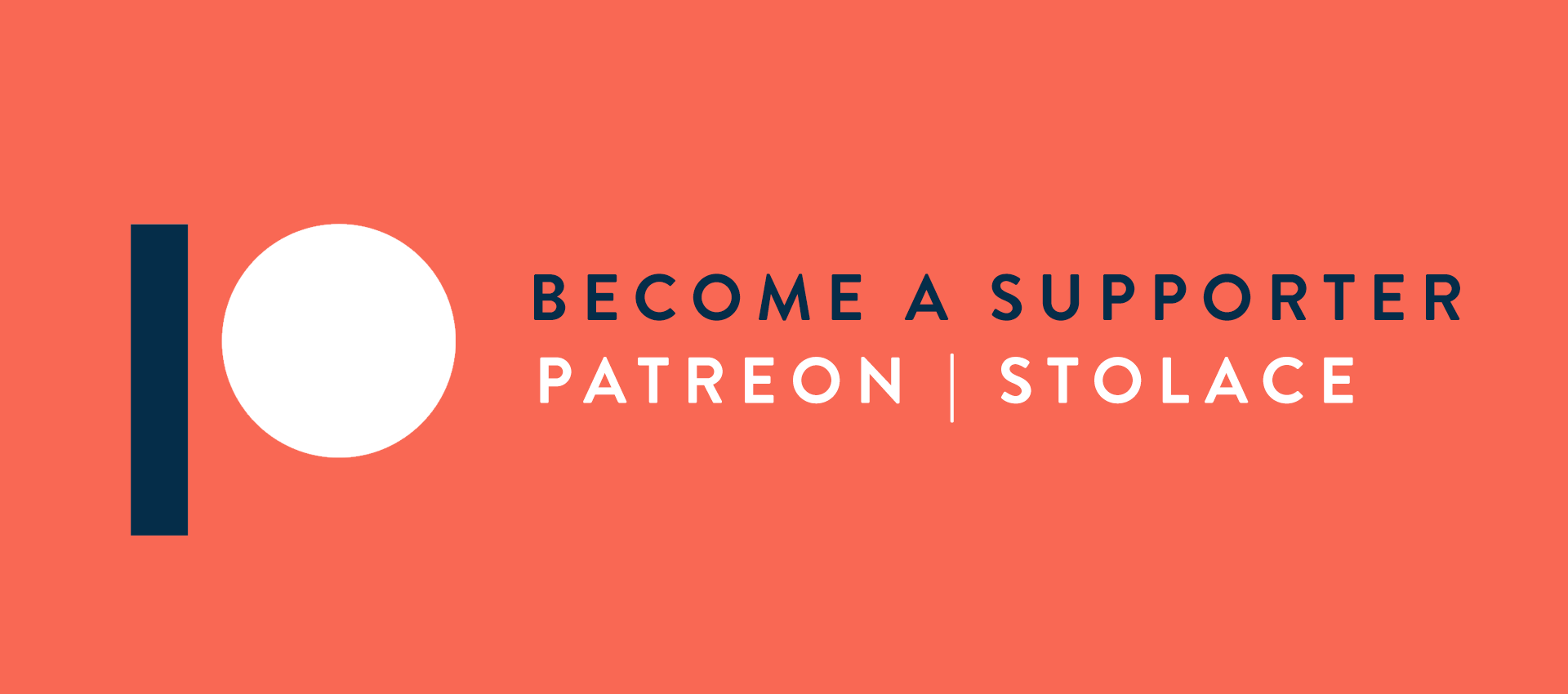 Become a Supporter at patreon.com / stolace